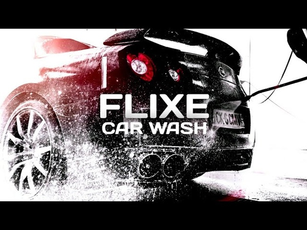 Интро автомойка | car wash | Flixe