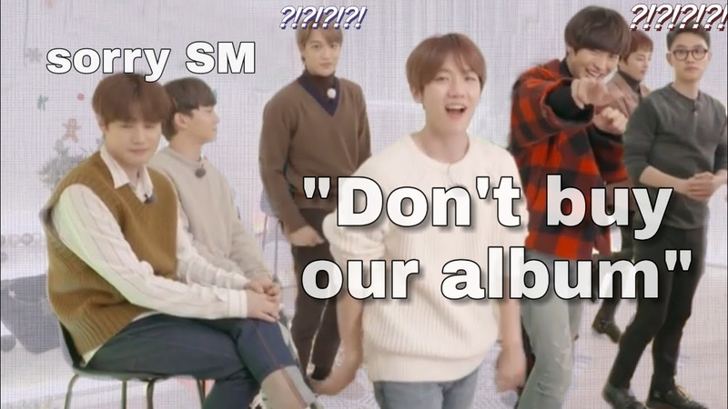 What happens when you tell EXO to promote their album
