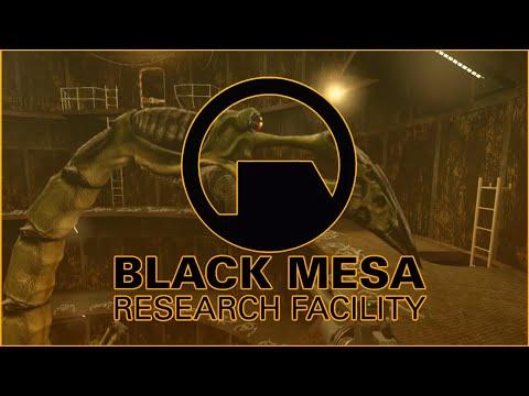 ВСТРЕЧА С ПЕРВЫМ БОССОМ ДАЙ ПЯТЮНЮ 🎬 Black Mesa Xen 3