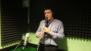 Benny Goodman -Benny's Bugle (Борис Жвакин clarinet сover)