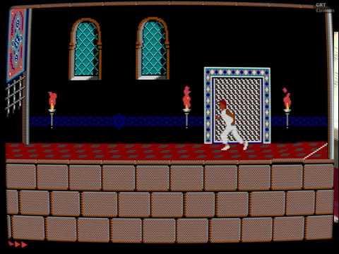 Prince of Persia MS-DOS (CGA/Hercules/EGA/VGA) 1440p60 HD