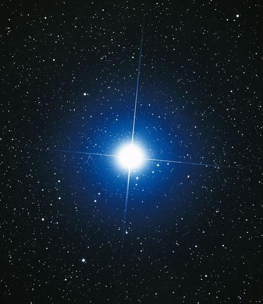 Горит звезда на небосводе