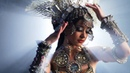Tribal Fusion Dancer - Kira Lebedeva (Фотостудия SVD, Кривой Рог)