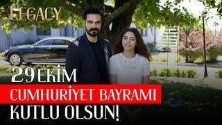Emanet Setinden 29 Ekim Cumhuriyet Bayramı Mesajı