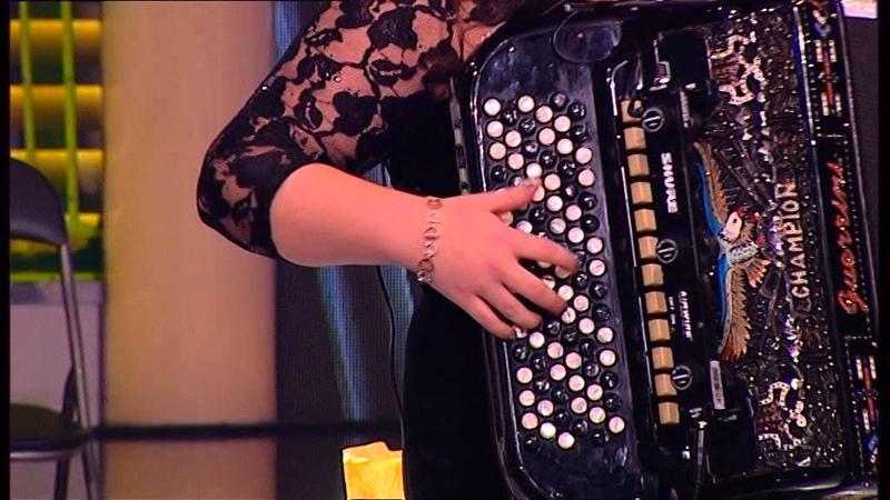 Manuela Miljkovic i Borko Radivojevic SPLET LIVE GK TV Grand 24 12 2014