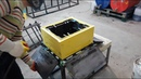 Изготовление ульев из ППУ для своей пасеки Промышленное пчеловодство Пасека Буржуя CRASH тест
