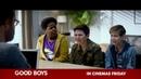 Good Boys - Seth Rogen Intro TV Spot - In cinemas Friday