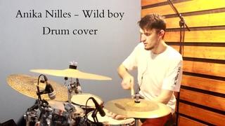 Полянский Сергей, 22 года, г, Москва - Anika Nilles - Wild boy, Drum cover for Drummers United 2019