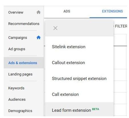 Все, что нужно знать о лид-формах Google, изображение №3