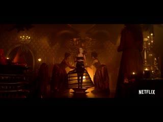 Chilling adventures of sabrina part 3 official trailer netflix