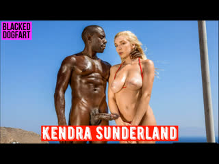 Kendra Sunderland  BLACKED