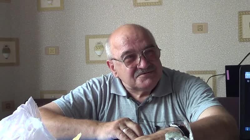 Шубин Абрамов Ананий Фёдорович на Глобальной Волне о Глобальной Волне 24 08 2014