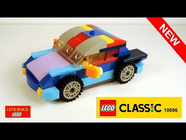 LET'S BUILD: LEGO - 1972 VW Beetle (GREAT FOR BEGINERS!)