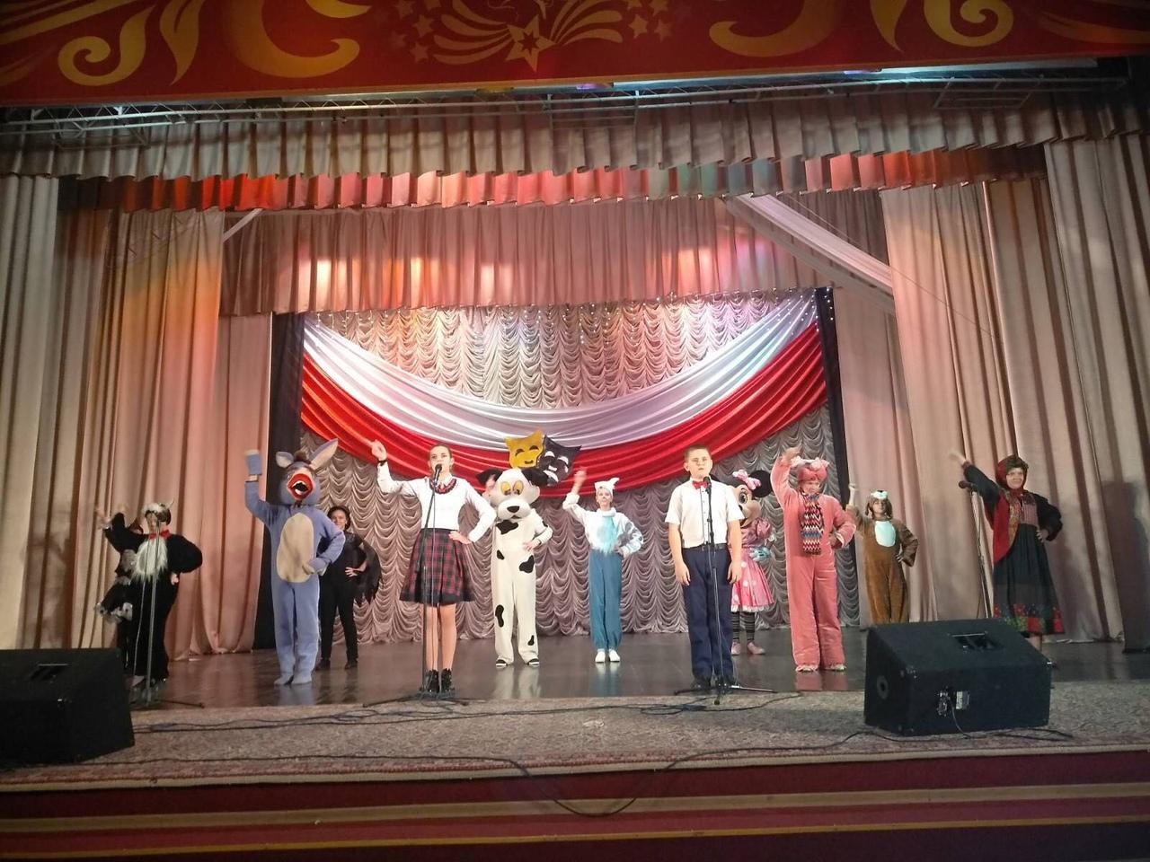 В Донецке завершился V Открытый конкурс молодых талантов «ГОРЯЧЕЕ СЕРДЦЕ»