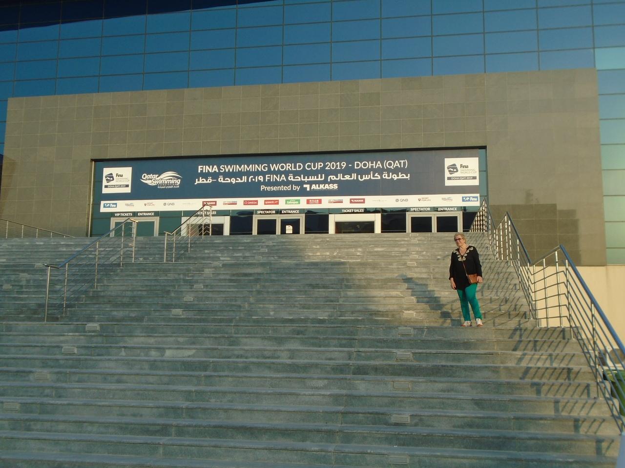 Доха: финал Кубка мира (FINA).