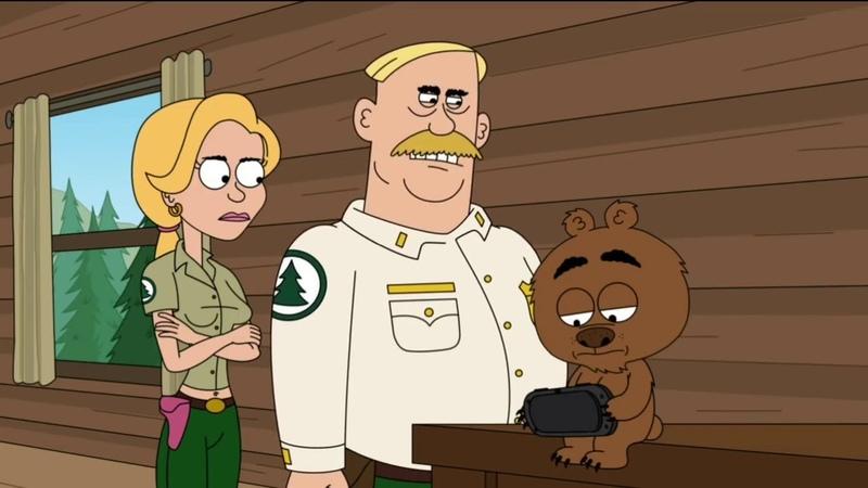 Он не медведь он армянин Бриклберри