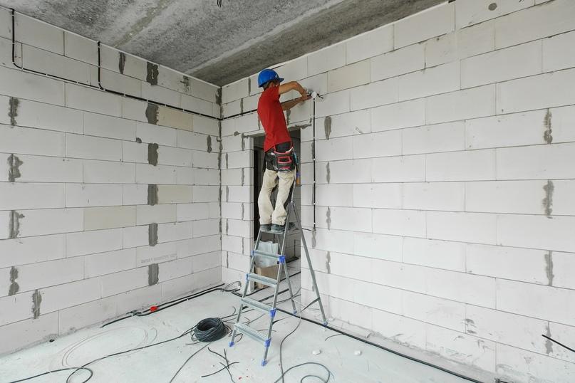 Отчет о ходе строительства ЖК «Биография» май 2020, изображение №6