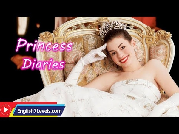 Learn English Through Story ★ Subtitles The Princess Diaries elementery level