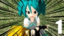 [MMD Short] Fun Vocaloid Conflicts 1