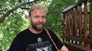 Алесь Чумакоў - Маё сонца (J:Морс) пад гуслі