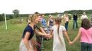 Подвижные игры на фестивале Музыкальная сказка в Родовом поселении Красная поляна