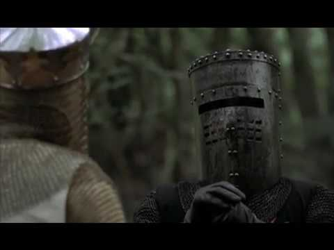 Monty Python and The Holy Grail Black Knight HD