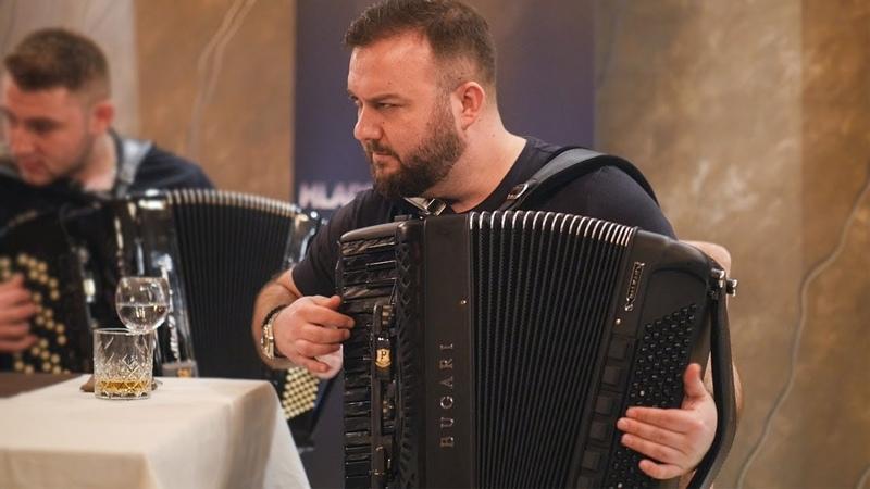 BORKO RADIVOJEVIC Orkestar Mladena Spasojevica PANTERI KOLO 2019
