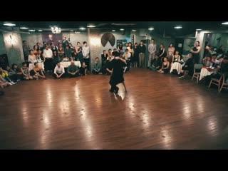Carlitos Espinoza y Noelia Hurtado #4 @El Tango, 22nd Apr. 2018, Tango Ensueo