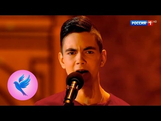 Антон Подзоров, Казачья народная песня Черный Ворон . Синяя птица 5 сезон (2018)