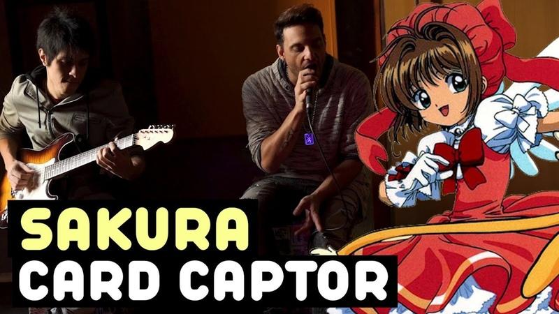 Catch you Catch Me (Sakura Card Captor abertura PT BR ・JP)・Ricardo Cruz e Lucas Araujo