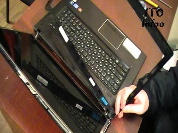 Как заменить матрицу в ноутбуке самостоятельно