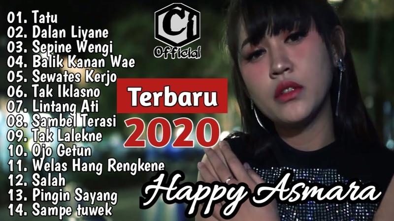 Happy Asmara - Tatu Full Album [Tanpa Iklan] Terbaru 2020