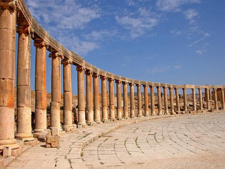 Обзор курорта Джераш (Иордания), изображение №1
