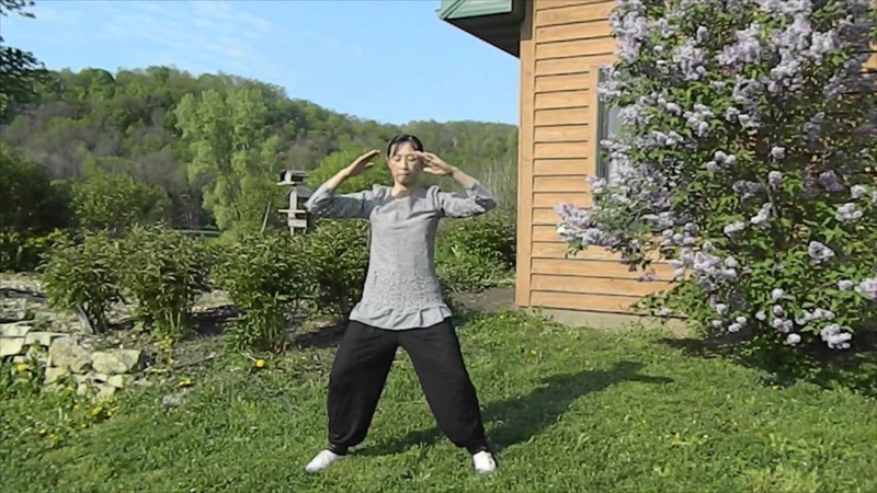 Beginner Qigong: 8 Movements Baduanjin (八段錦) -- The Eight Silken Brocade