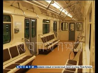 Подземное обновление - 26 вагонов метро модернизировали в Нижнем Новгороде