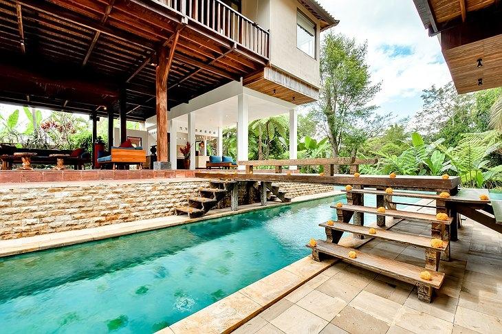 Лучшие отели мира от Soul Travel Villa Atas Awan (Индонезия), изображение №4