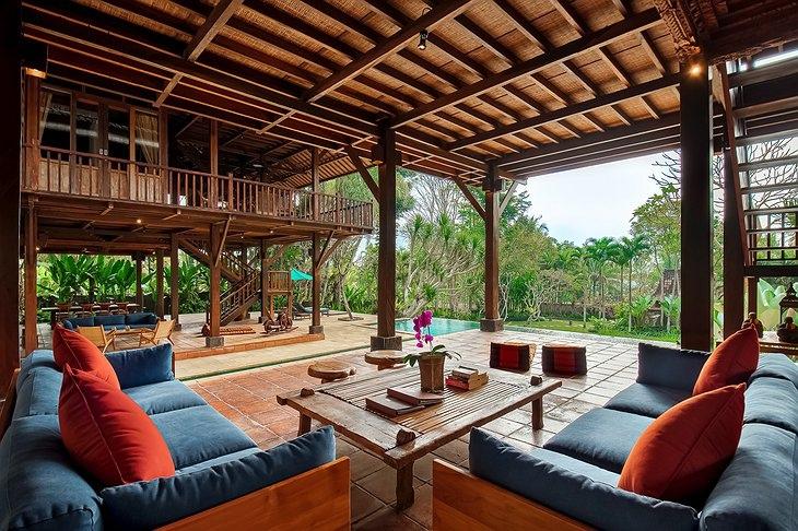 Лучшие отели мира от Soul Travel Villa Atas Awan (Индонезия), изображение №5