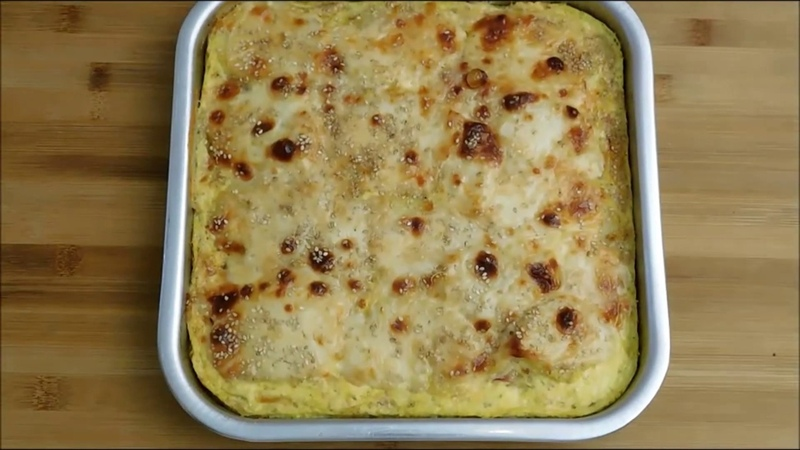 😍 Adorerai questa facilissima ricetta al forno 😋 Tortino Gustoso - Idee in cucina