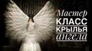 Крылья Ангела из подложки своими руками DIY How to make angel wings Asas de anjo DIY