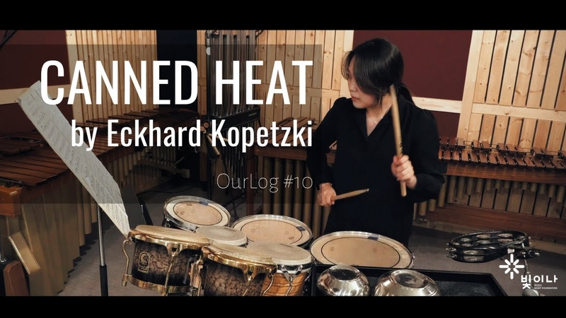 CANNED HEAT by Percussion solo