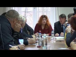 Встреча инициативной группы и администрации г Карабаново с представителями регионального оператора п