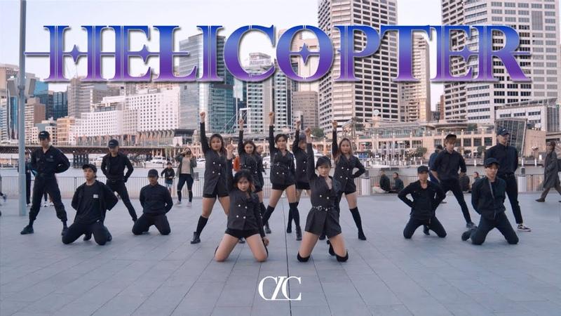 [KPOP IN PUBLIC CHALLENGE] CLC (씨엘씨) - HELICOPTER Dance Cover in Australia