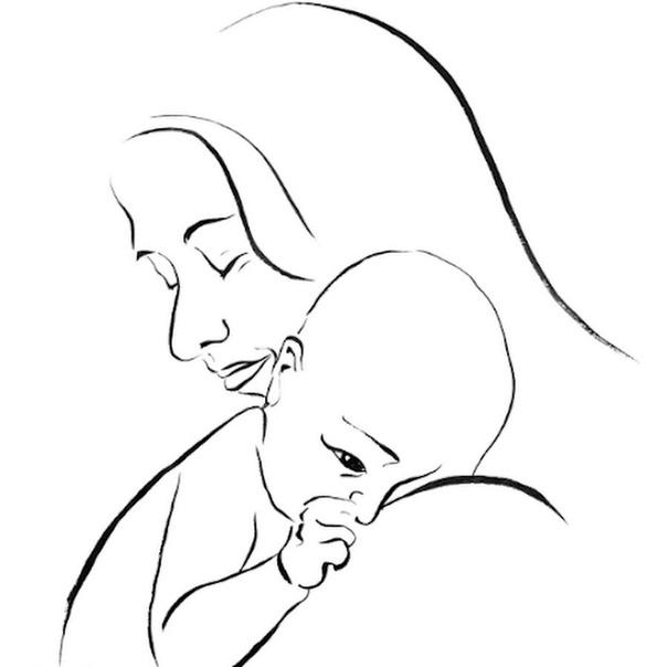 главной картинки на день матери чтобы нарисовать поделитесь своей историей