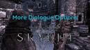 Skyrim Mods | More Dialogue Options | Maul
