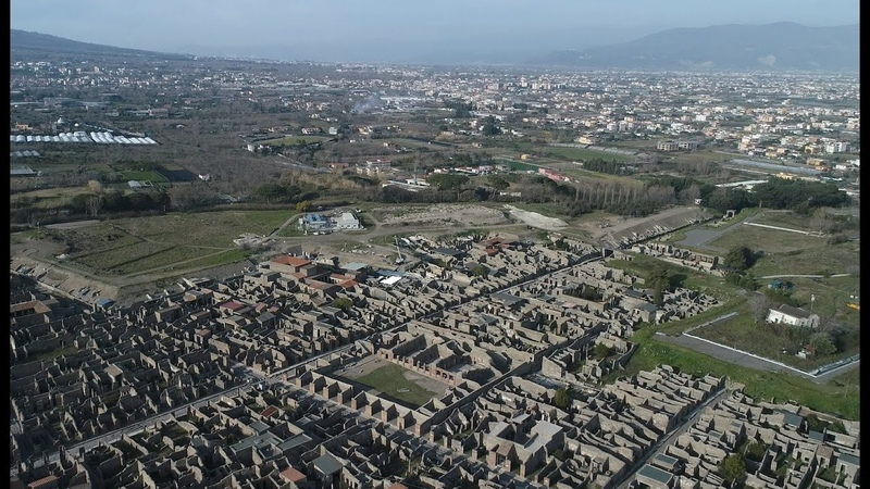 The new excavations of Pompeii in Regio V revealed in an exclusive virtual tour by Massimo Osanna