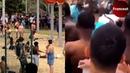 Etampes 91 immense rixe entre une centaine de jeunes dans une base de loisirs