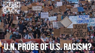 UN intervention in US? Families of black victims seek probe of racism, police violence
