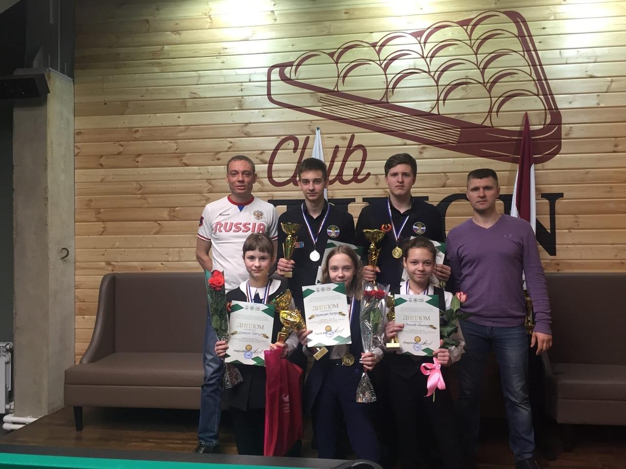 тренеры с призёрами