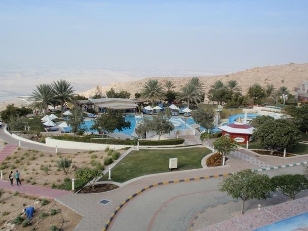 Ильдар Каримов: Отель Mercure на горе Хафит (ОАЭ)