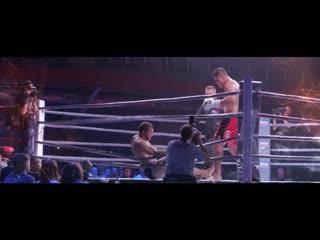 Orion kickboxing promo